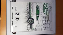 Ewiger Kalender Porsche 911 Carrera RS 2.7