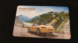 Cutting board Porsche Boxster - Porsche Classic