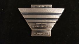 Einweihung Porsche Leipzig august 2002 - Sterling silver