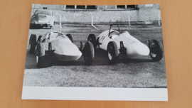 Porsche Formula V cars - Work photo Porsche