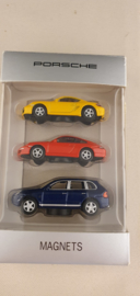 Porsche models - fridge magnets - WAP10800016