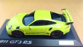 Porsche 911 (991) GT3 RS Birch Green - Licht Grun