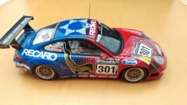 Porsche 911 (996) GT3 RS Recaro #301 - Nurburgring 2003