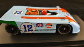 Porsche 908/3 1e Targa Florio 1970 - Racebaan auto schaal 1:32