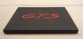 Porsche 911 991 GTS Design Alu-Dibond - gift box