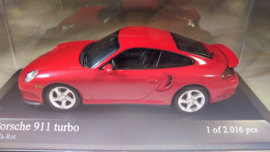 Porsche 911 (996) Turbo 1999