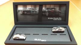 Porsche 911 50 ans aimant d'anniversaire ensemble 1963-2013