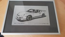 Porsche 911 997 GT3 RS - Andreas Hentrich