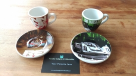 Porsche Espresso set Targa Florio and International championship 1971