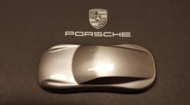 Porsche 911 Sculpture - schaal 1:43 - GT Silver Metallic