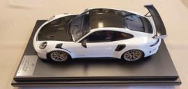 Porsche 911 991 GT3 RS 2018 Weissach Wit 1:12 - WAP0231690K