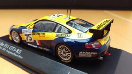 Porsche 911 996 GT3 RS Le Mans La Montre Hermes 2003 - Minichamps