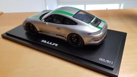 Porsche 911 (991 II) R 2016 - Gray Green