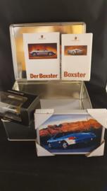 Porsche Boxster Einführung 1996 - Promotion Box