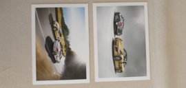 Porsche Postcards Boxster and Boxster S