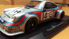 Porsche 911 Carrera RSR Turbo 2.1 # 14T - Practice 1000 km Spa 1974
