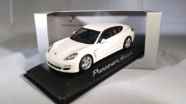 Porsche Panamera Diesel - 2012