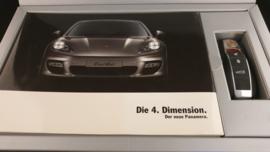 Porsche Panamera - Einführungskampagne 2008