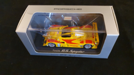 Porsche RS Spyder scale 1:43 - Dealer edition WAP02060917