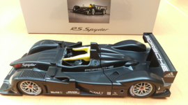 Porsche RS Spyder Carbon black - Test auto 2007 au Mans