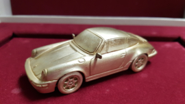 Porsche 911 964 Carrera 2 1989 sterling zilver - Presse Papier
