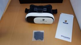 Porsche Virtual Reality (VR) bril - Ein Blick in die Zukunft