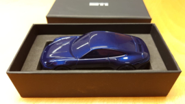 Porsche 911 992 Carrera color blue - Paperweight