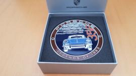 Grillbadge - Porsche 356 Légendes de 1963 Porsche Design