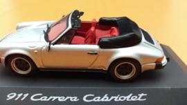 Porsche 911 Cabriolet history set - Minichamps