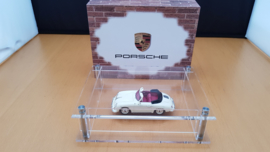Porsche model cars scale 1:43