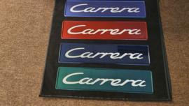 Porsche showroom License plate - Carrera
