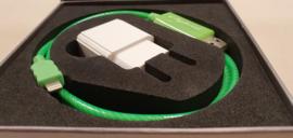 Porsche E-Hybrid - Panamera charging cable
