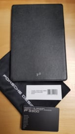 Porsche Design Tablet Cover for Ipad Mini - Black leather