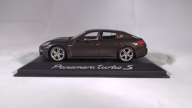 Porsche Panamera Turbo S (G1 II) - 2014