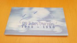 Porsche 50 Jahre Porsche 1948 - 1998 Modellen