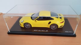 Porsche 911 (991 II) Turbo S - Racing Gelb