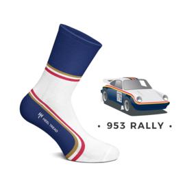 Porsche 953 Rothmans Rally - HEEL TREAD Socken