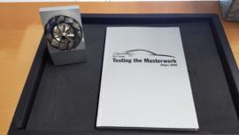 Porsche 911 997 Turbo - Testing the Masterwerk Sitges 2006