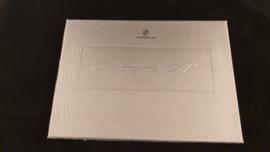 Porsche Carrera GT Besitzer Buch im Karton - WVK211 123 US/WW 2003