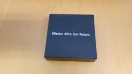 Porsche Le Mans 2014 - Our Return - cufflinks