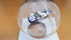 Porsche kerstballen - Schuco 1:87