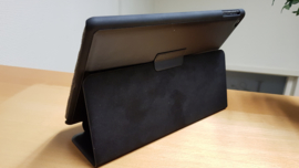 Porsche Design Tablet Cover for Ipad Air 2 - Black leather