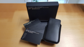 Porsche Design P ' 3390 leather protective case iPhone 5-Classic
