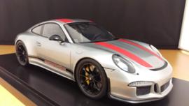 Porsche 911 (991 II) R 2016 - Zilver Rood