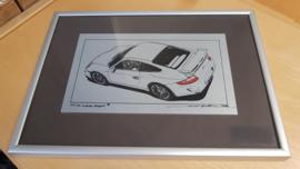 Porsche 911 997 GT3 - Andreas Hentrich
