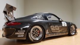 Porsche 911 (997 II) GT3 Cup presentatie - 2011
