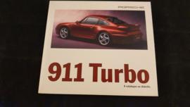 Porsche - 911 993 Turbo diskettes - Catalogue