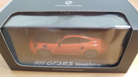 Porsche 911 (991.2) GT3 RS Weissach package 2018 - Lava Orange