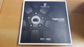 Porsche Timeless Machine-Teaser campaign 911 992
