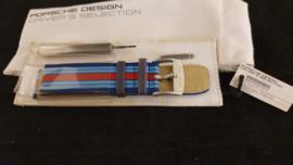 Porsche Martini Racing chronograph - WAP07000917 - Watch strap